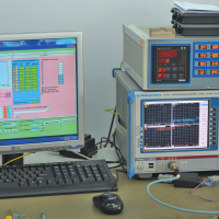 VNA-based automated measurement workstation